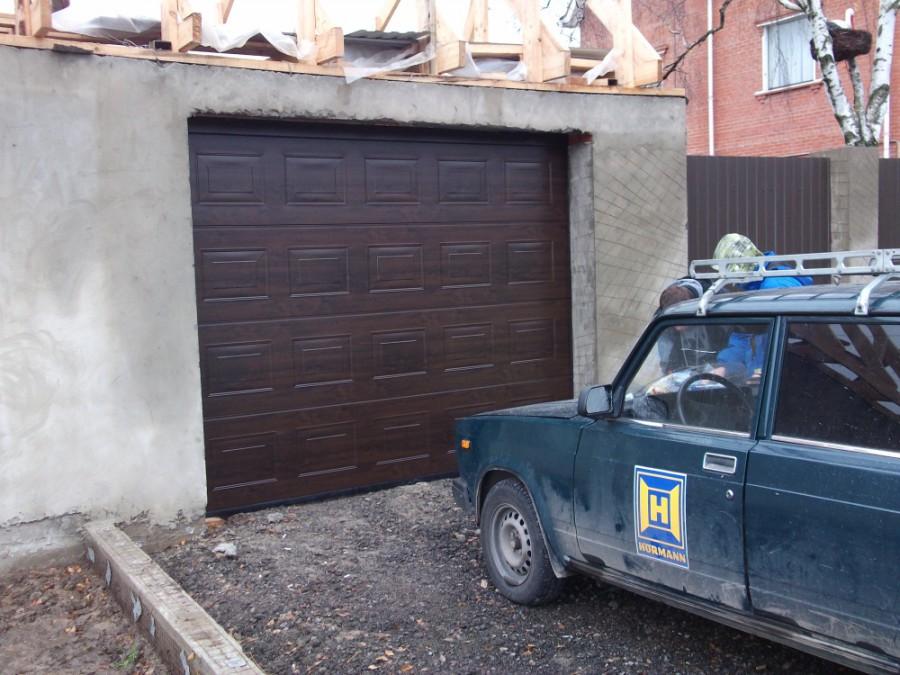 установка ворот Домодедовский район