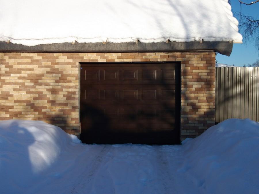 ворота в гараж Домодедово