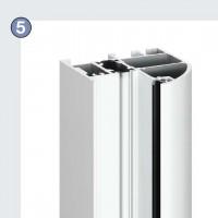 Алюминиевая коробка Roundstyle