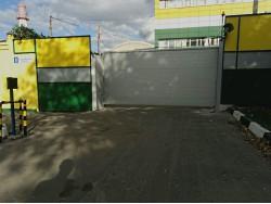 откатные ворота в Домодедово